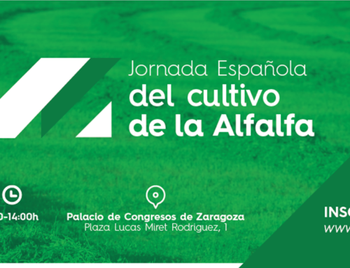 1ª Jornada Española del Cultivo de la Alfalfa