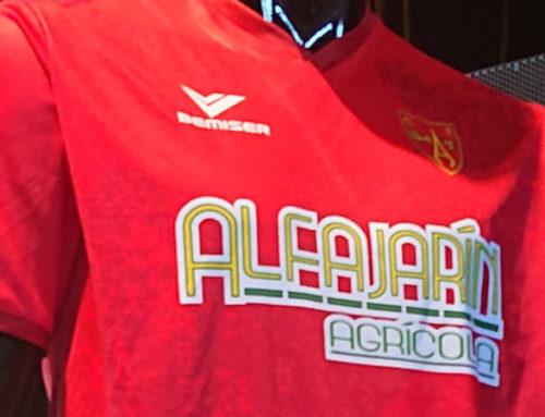 Alfajarin, club de fútbol, contará con nuestro patrocinio