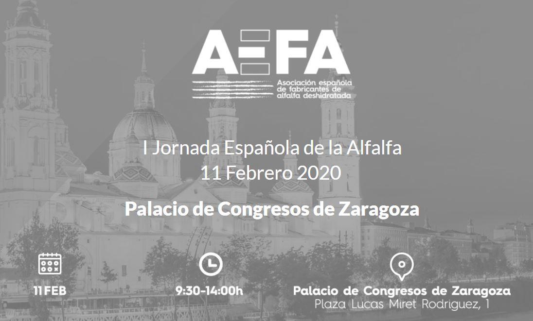 I Jornada Española de la Alfalfa